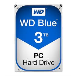 Sonic Informed | Main Components | WD BLUE 3TB 3 5